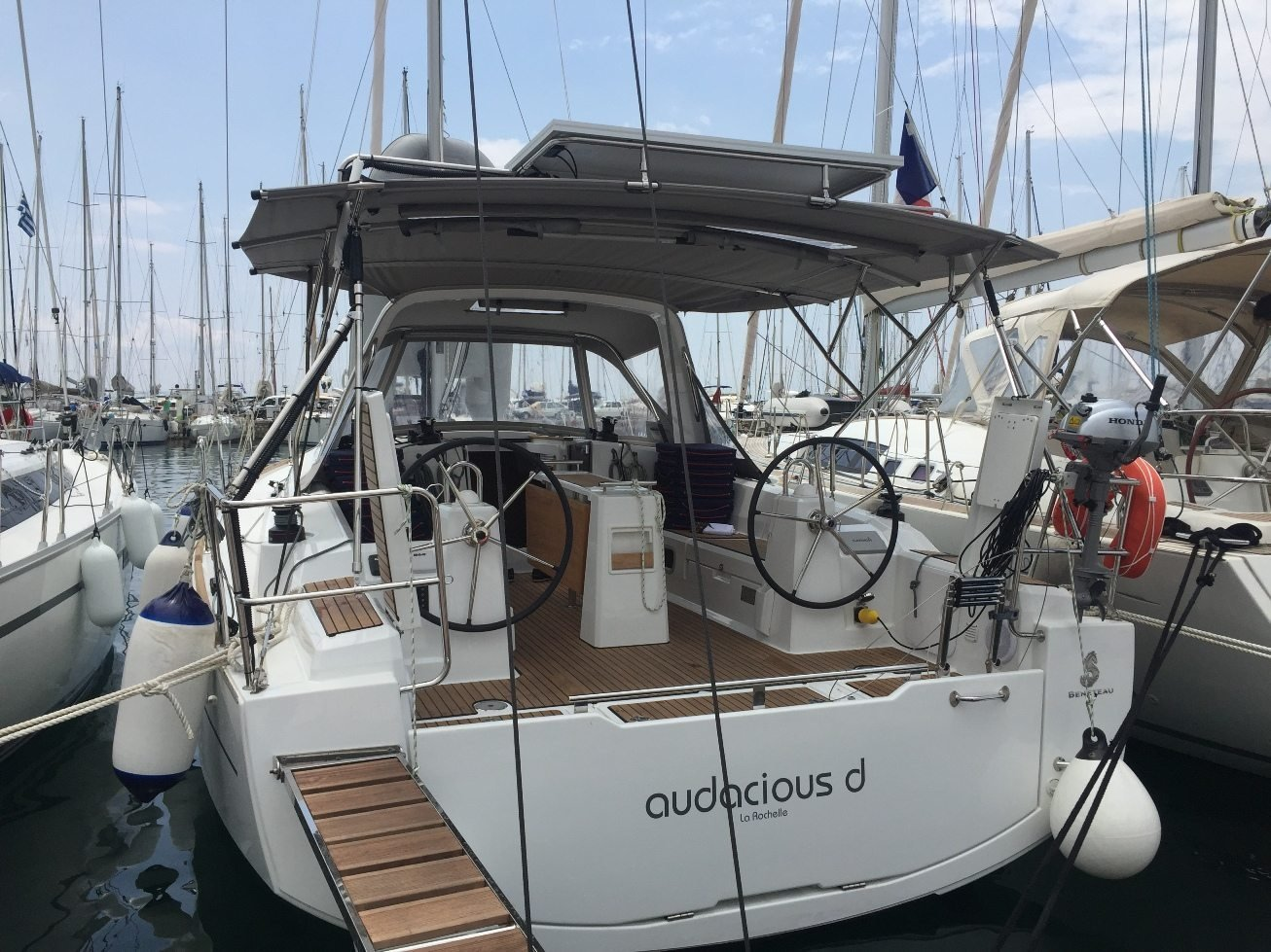 Beneteau Oceanis 38 Audacious D 1