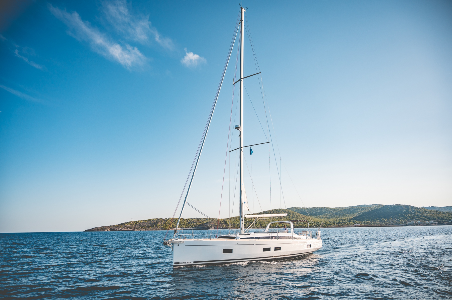 Beneteau Oceanis 55.1 Axis Mundi Greece