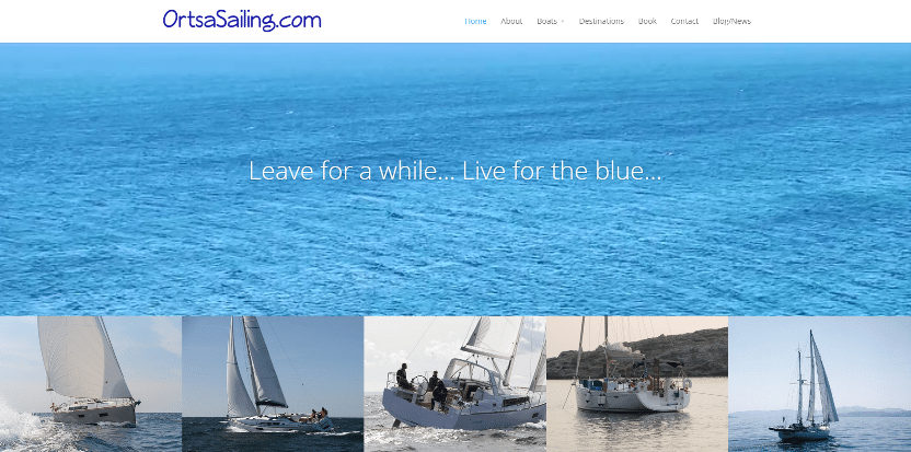 Our brand new site is online!