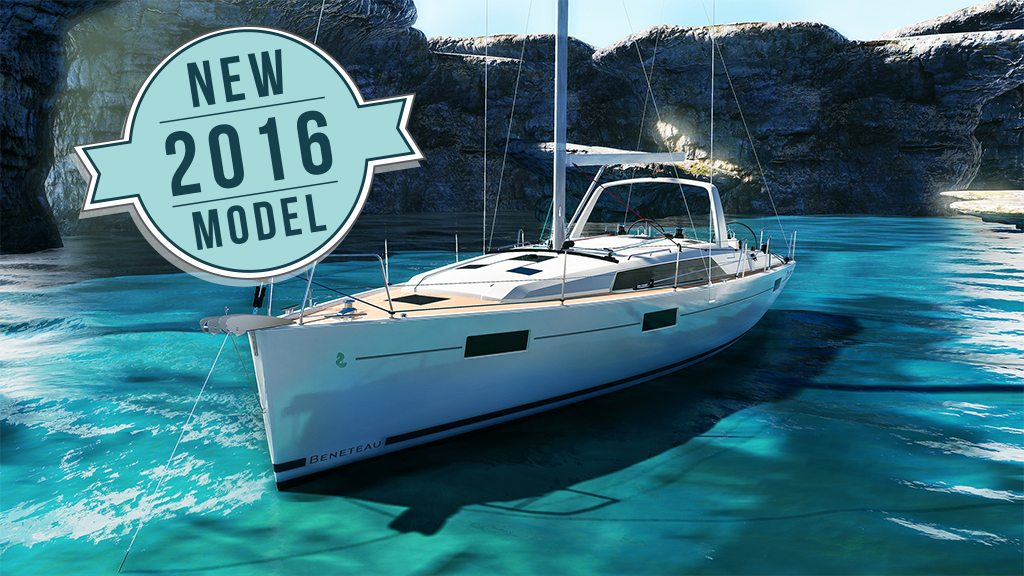 Boat addition – Beneteau Oceanis 41.1 – 2016