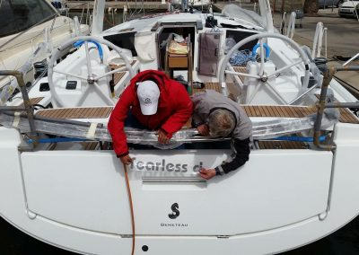 oceanis 41.1 beneteau bareboat charter Greece rent a boat in Greece sailing holidays