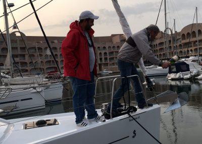 Fearless D - Hyeres - France - Oceanis 41.1 - Beneteau