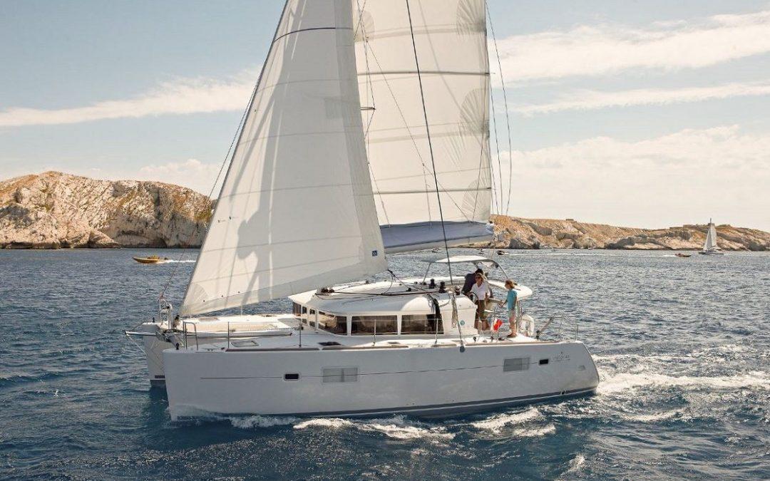 Boat addition – Lagoon 400 S2