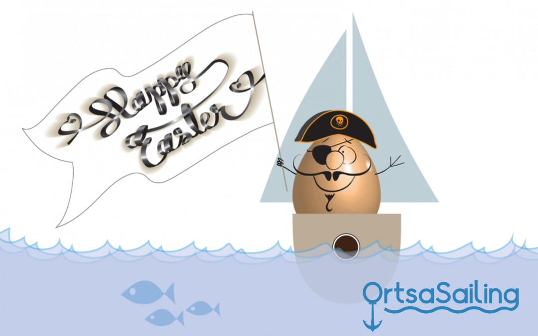 happy easter ortsasailing sailing holidays